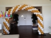 Framed Balloon Arch